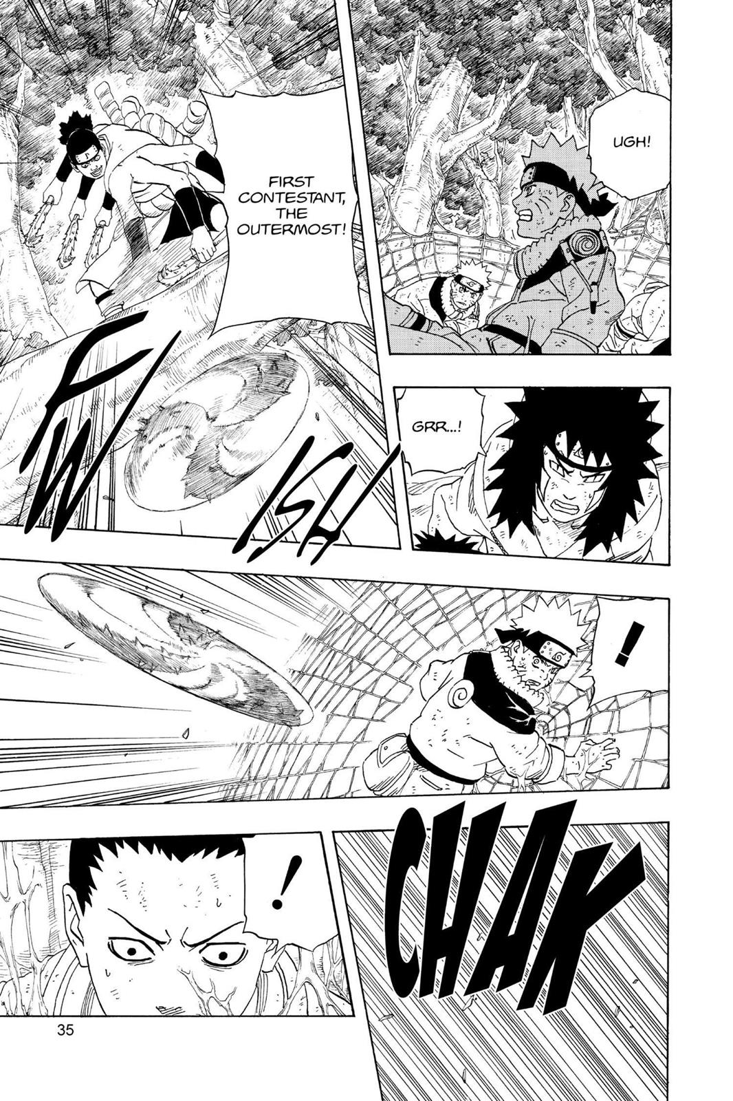 Naruto, Chapter 192 image 009