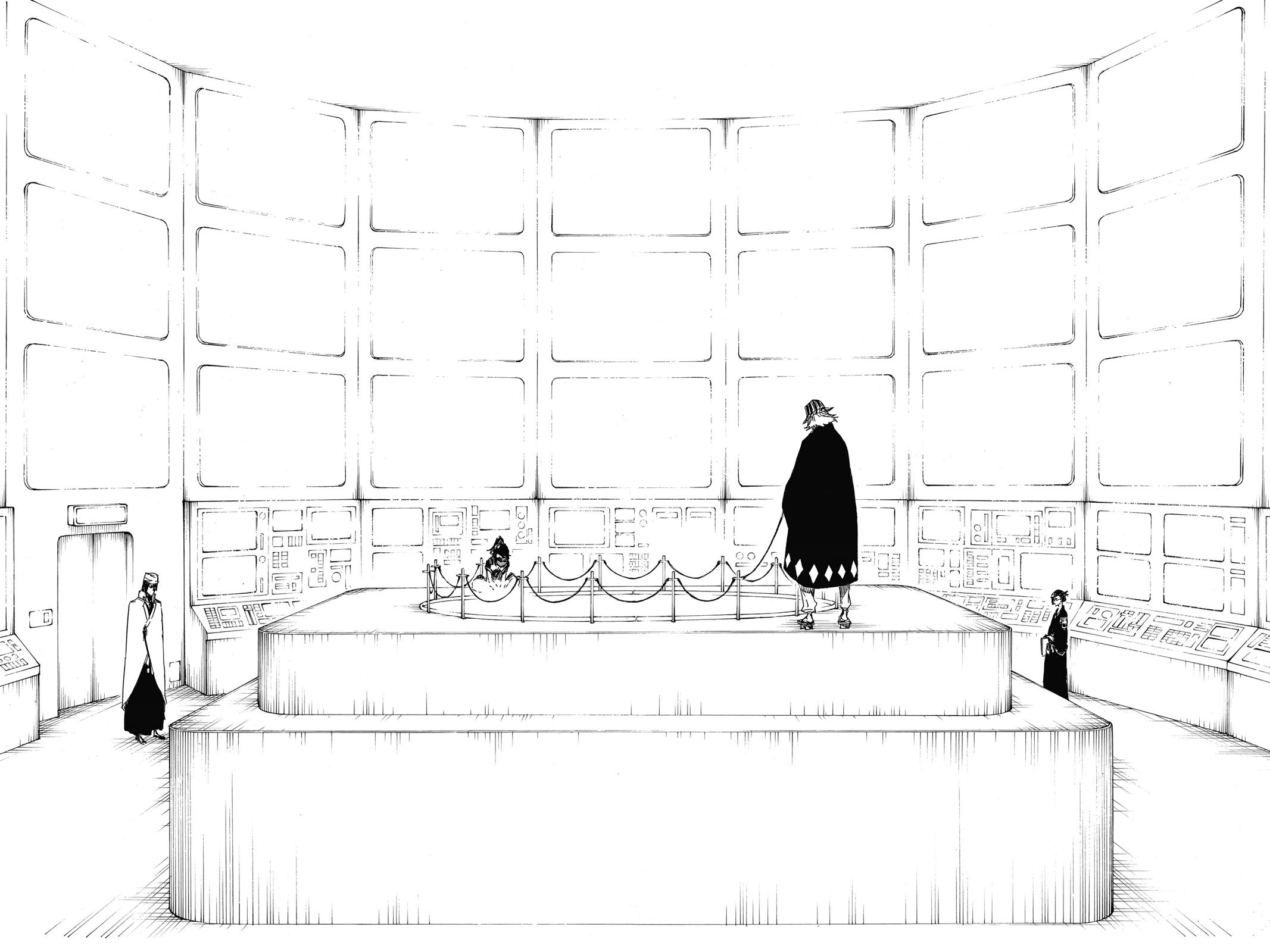 Bleach, Chapter 612 image 016