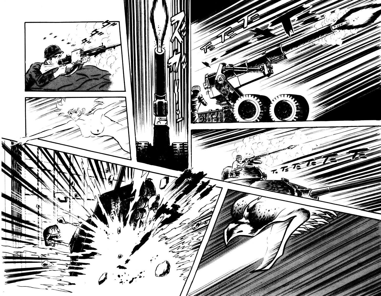 Devilman, Chapter 4 image 013