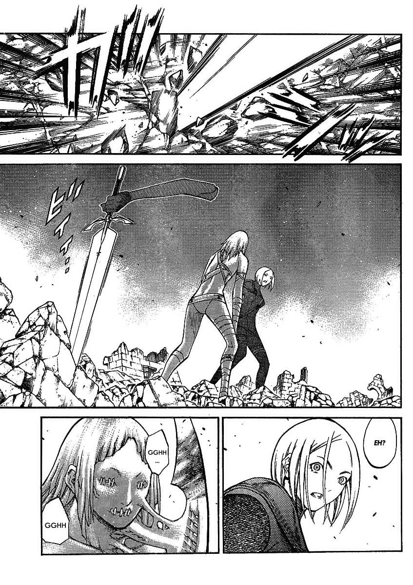 Claymore, Chapter 88 image 004