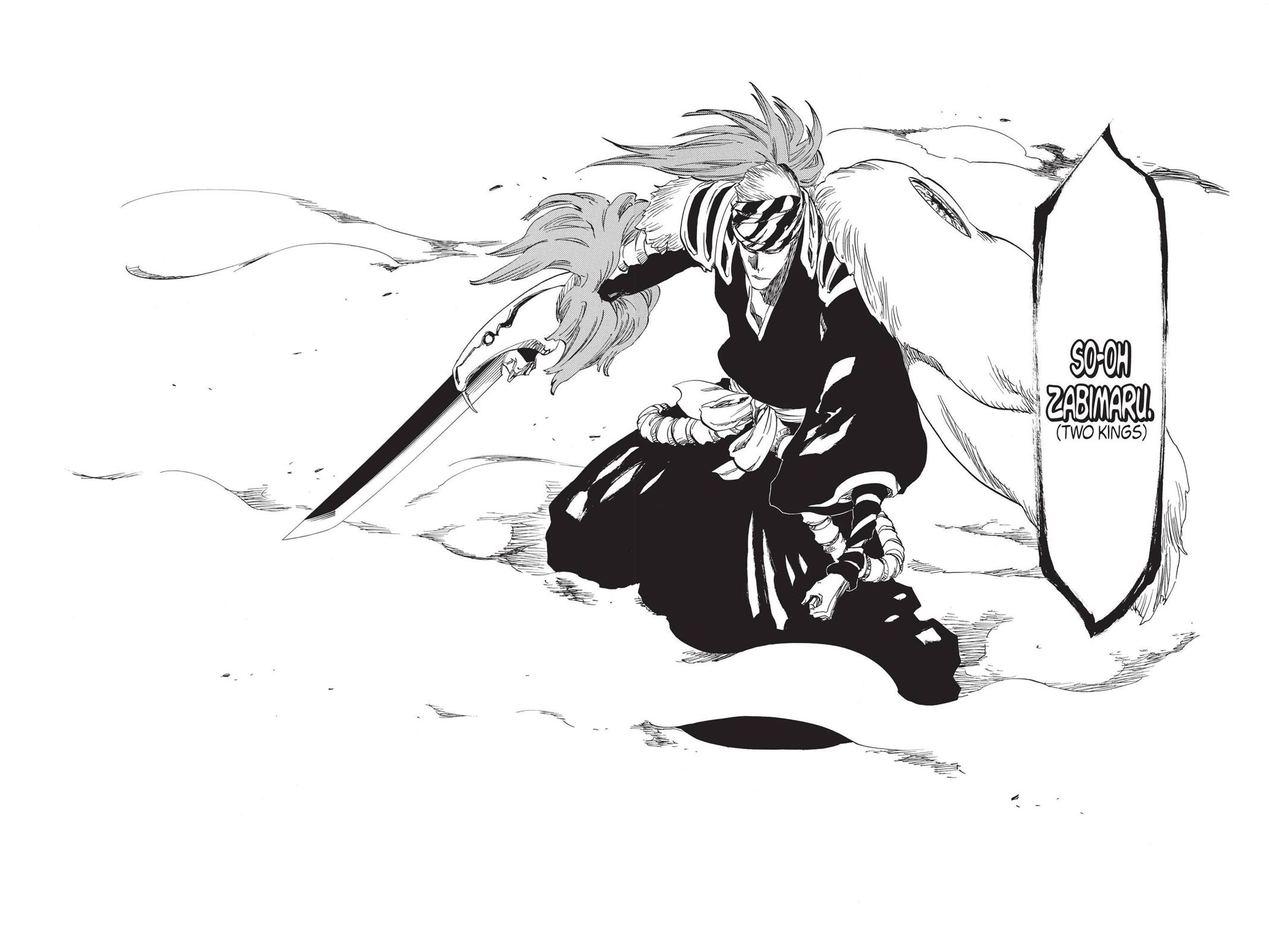 Bleach, Chapter 564 image 010