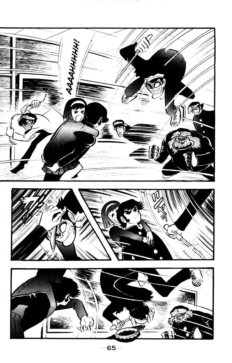 Devilman, Chapter 3 image 062