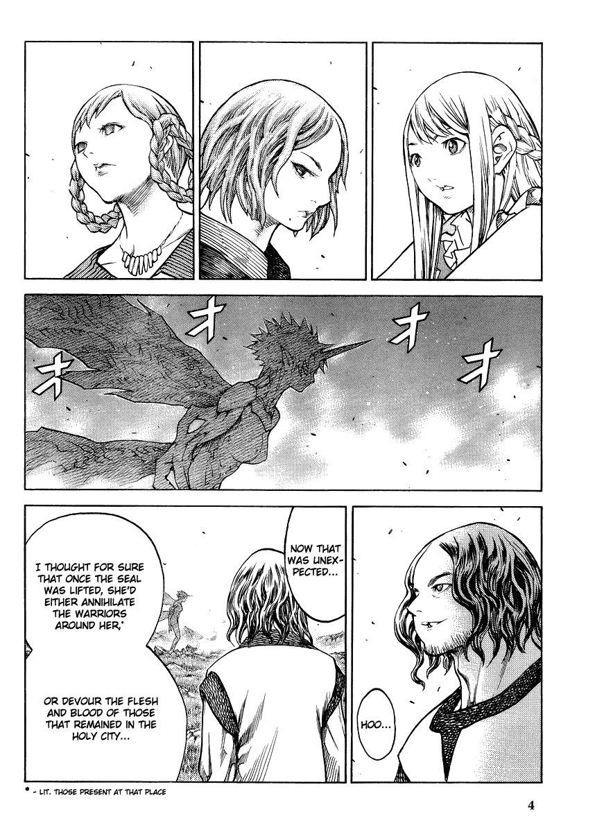 Claymore, Chapter 130 image 003