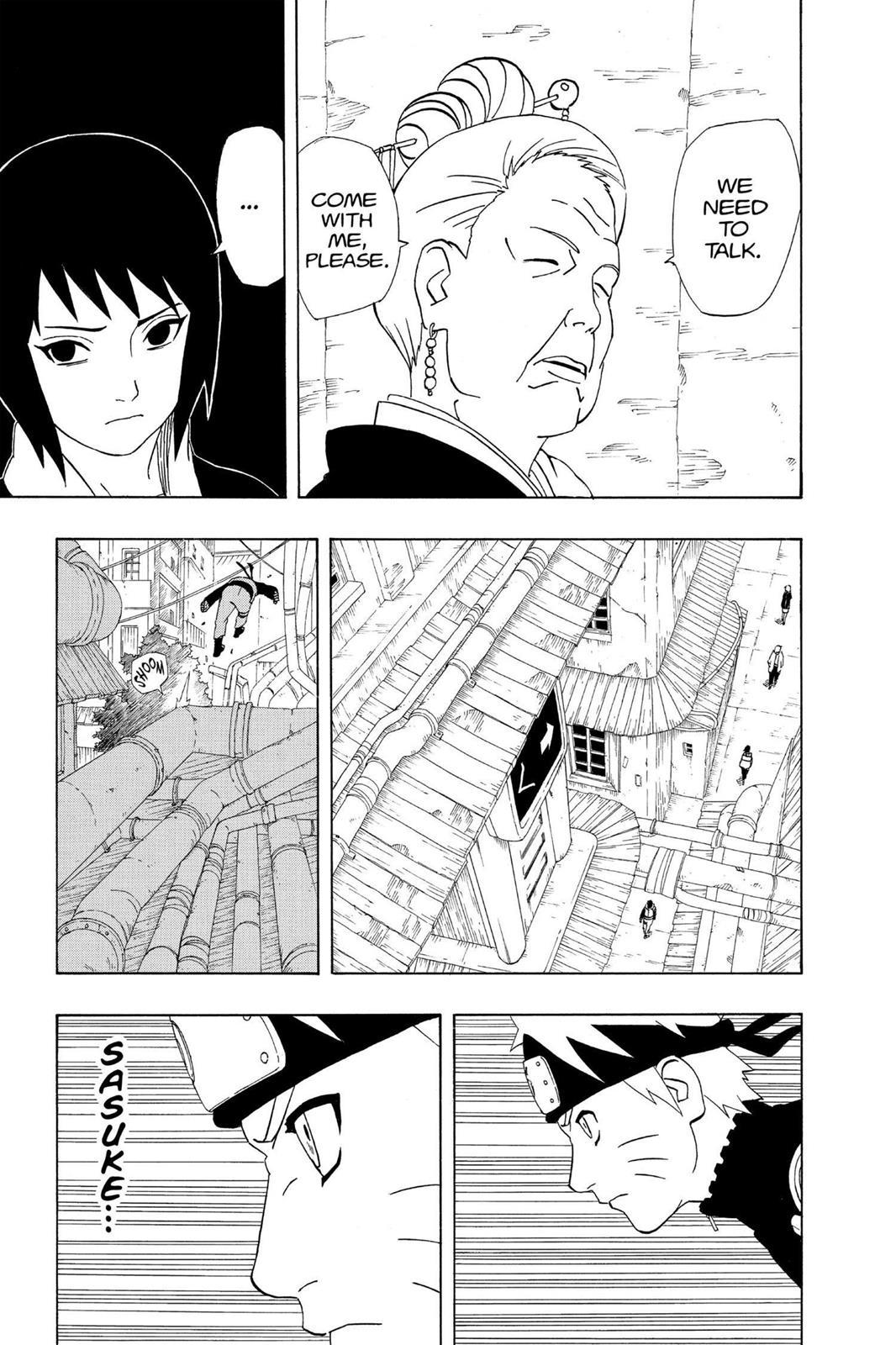 Naruto, Chapter 282 image 009