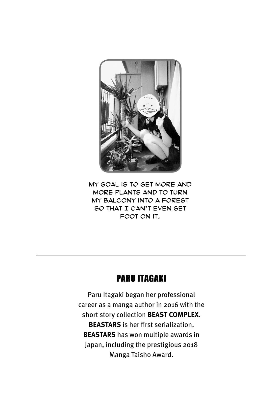 Beastars Manga, Chapter 43 image 025