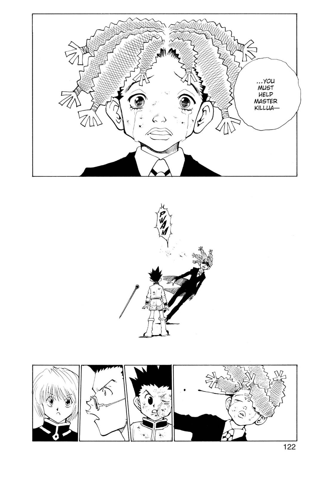 Hunter X Hunter, Chapter 41 image 016