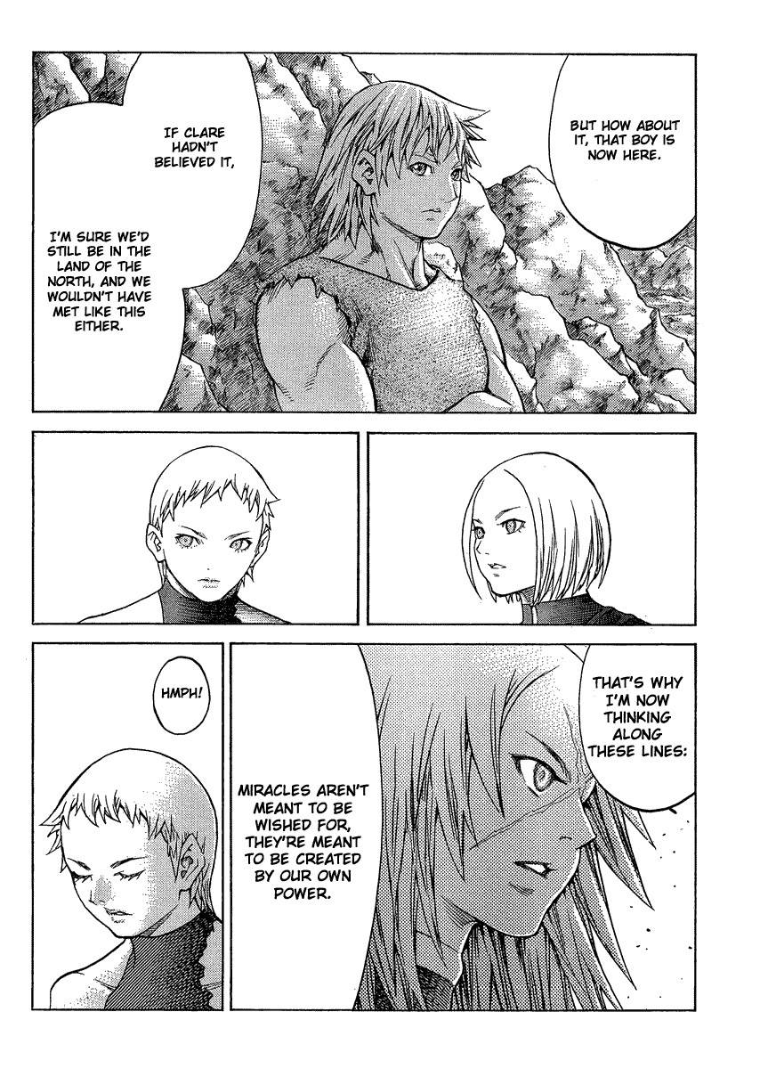 Claymore, Chapter 127 image 015