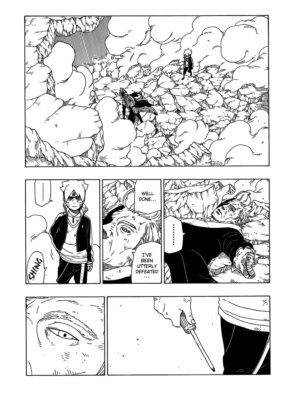 Boruto Manga, Chapter 22 image 028