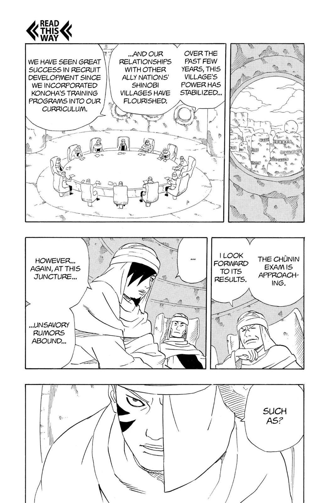 Naruto, Chapter 247 image 009