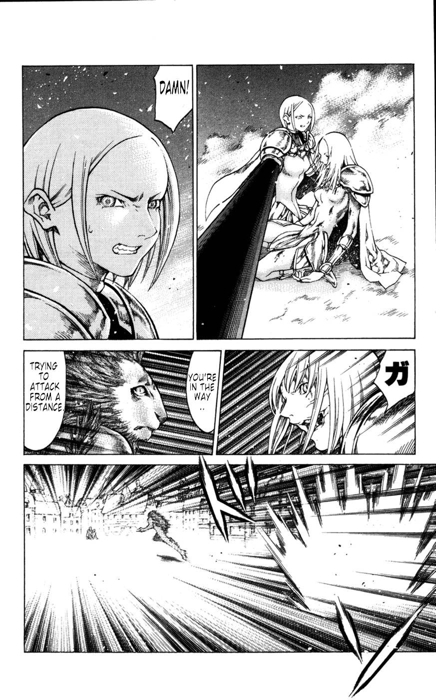 Claymore, Chapter 59 image 017