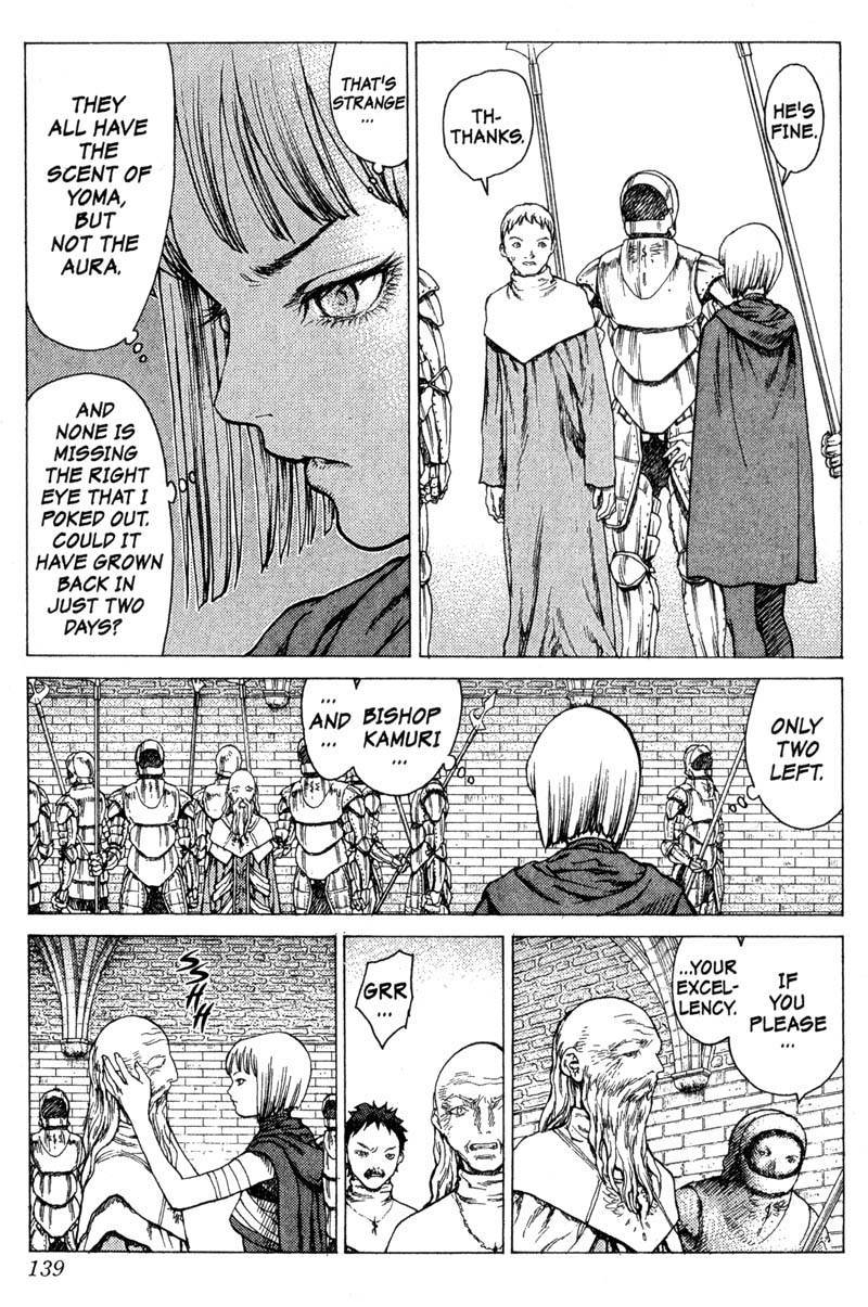 Claymore, Chapter 8 image 016