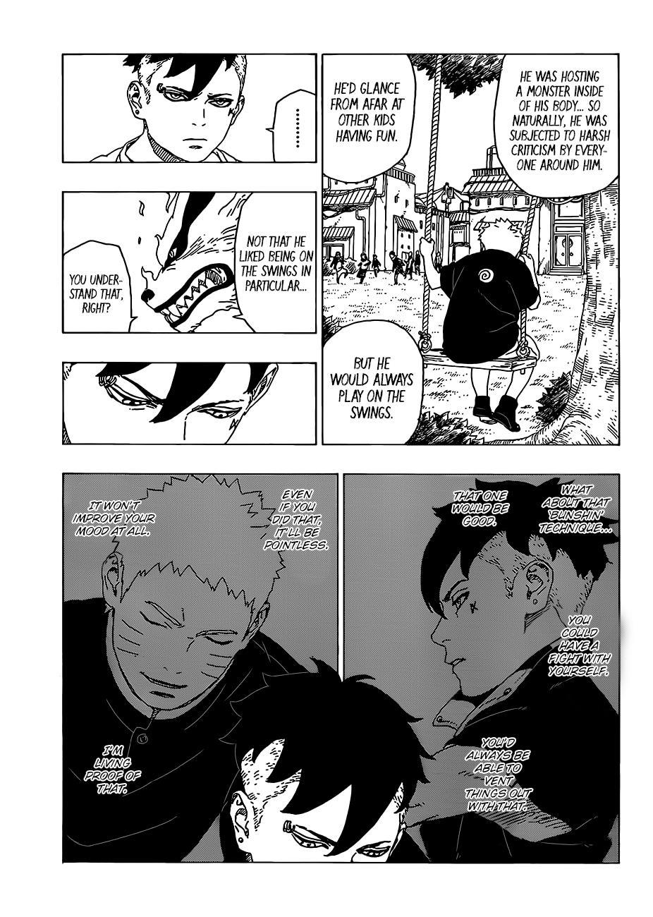 Boruto Manga, Chapter 35 image 006