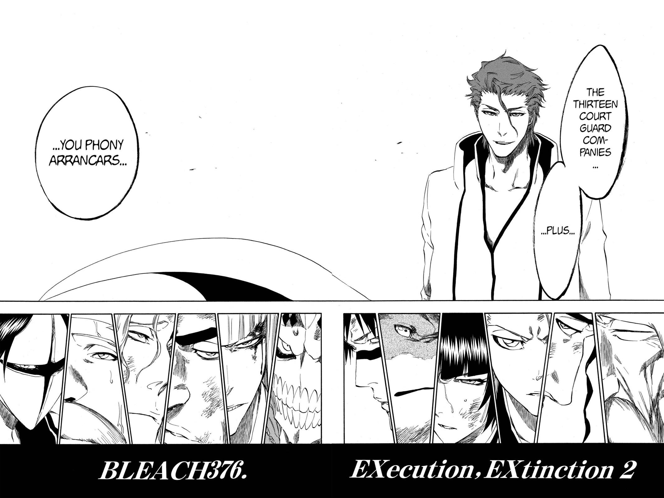 Bleach, Chapter 376 image 006