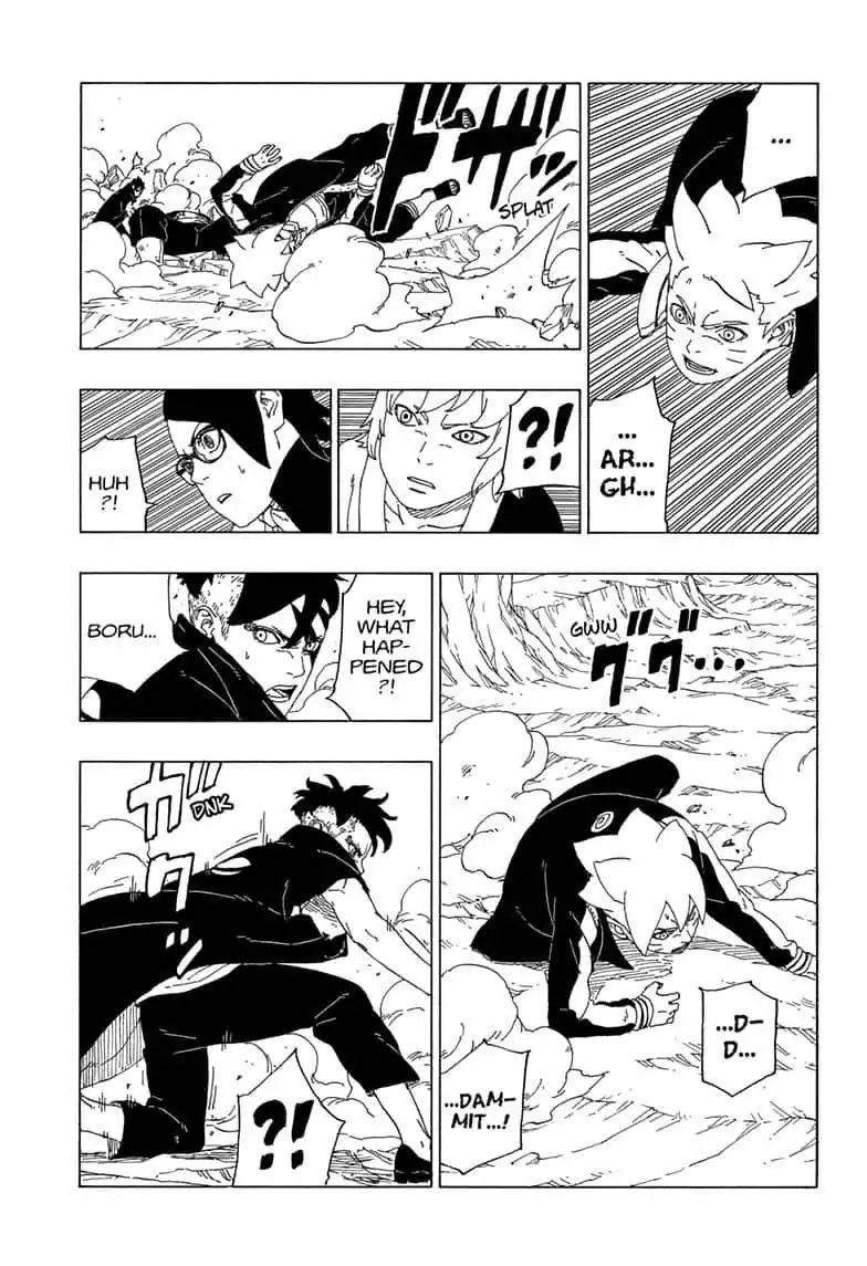 Boruto Manga, Chapter 40 image 025