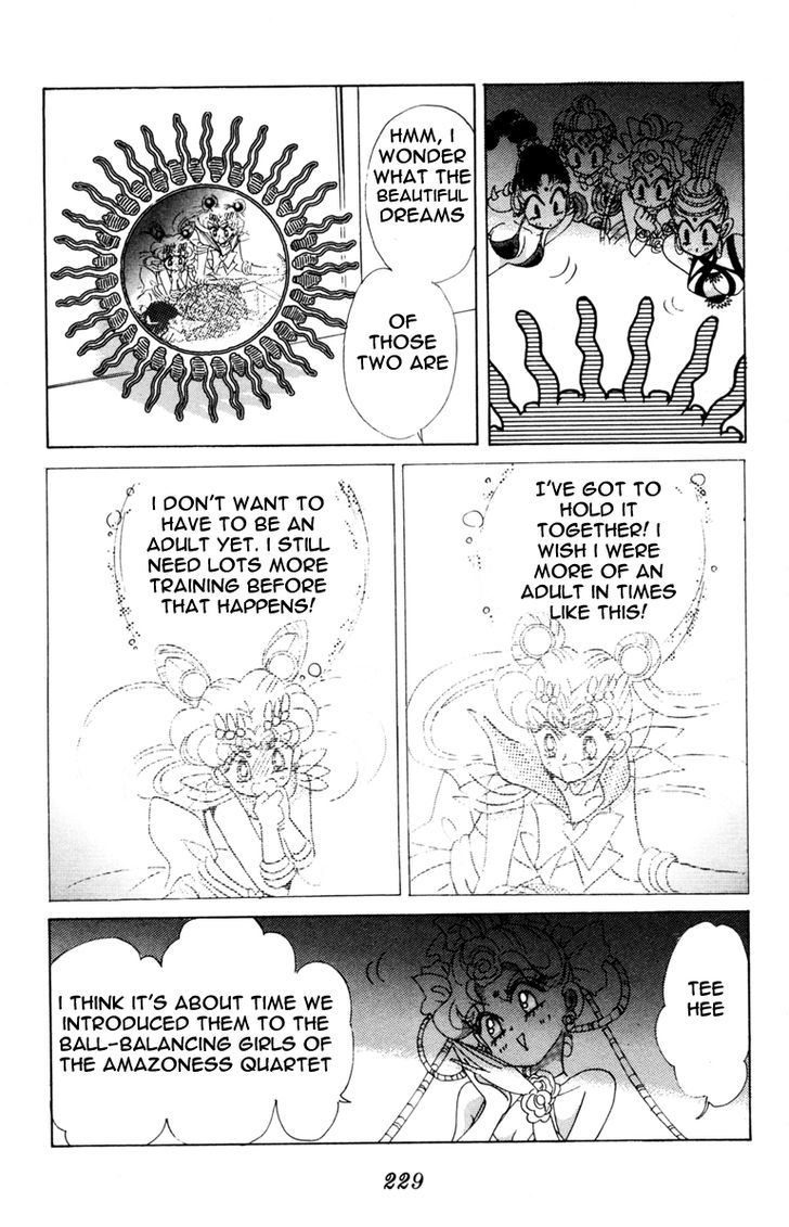 Sailor Moon, Cahpter 39 image 068