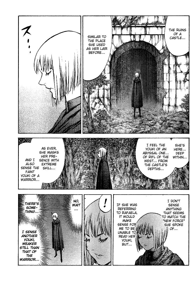 Claymore, Chapter 91 image 003