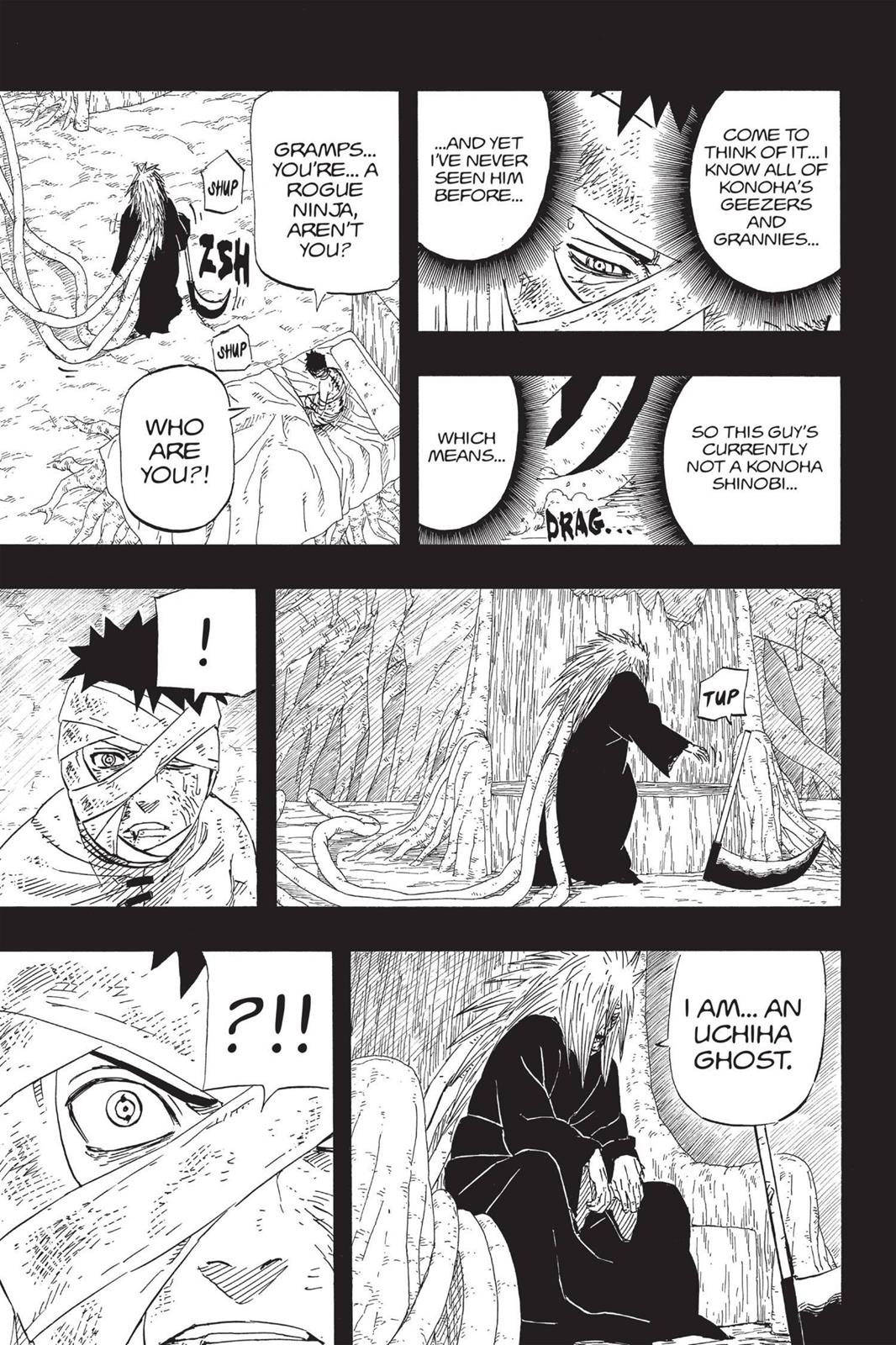 Naruto, Chapter 602 image 009