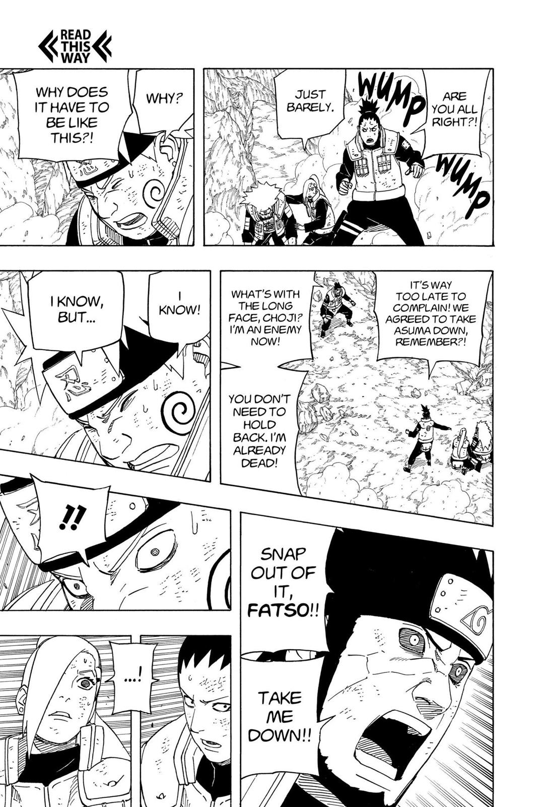 Naruto, Chapter 533 image 003
