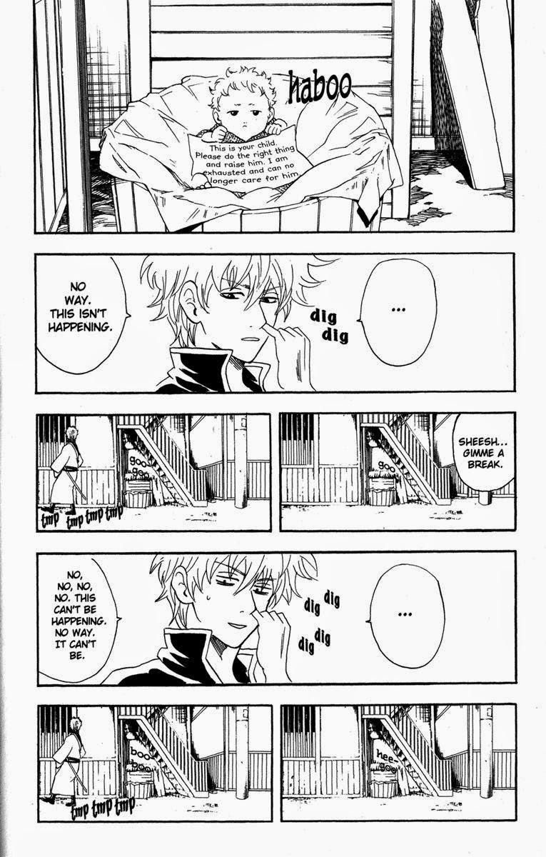 Gintama Chapter, 80 image 019