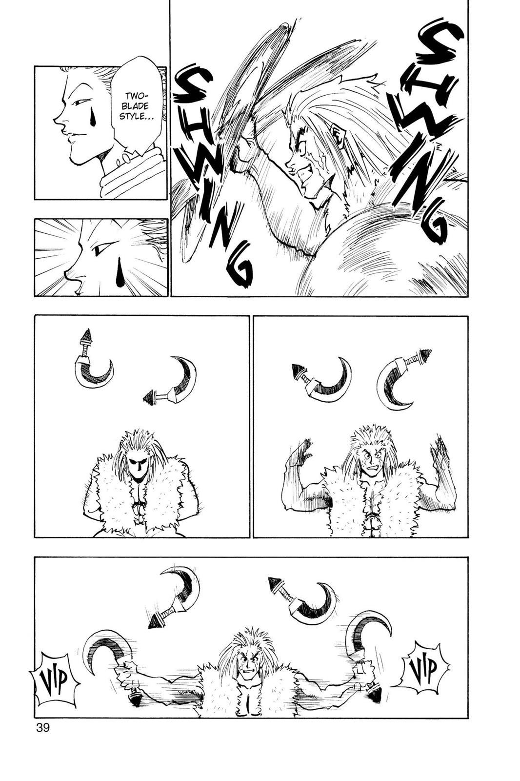 Hunter X Hunter, Chapter 19 image 013