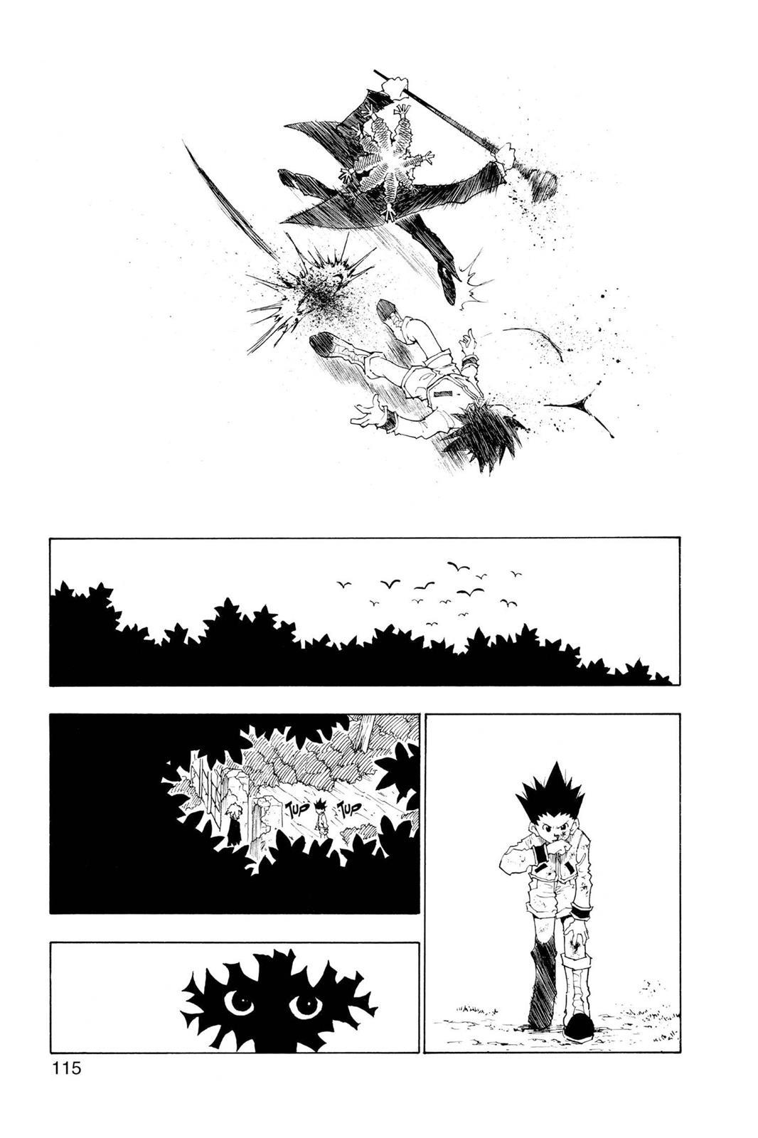 Hunter X Hunter, Chapter 41 image 009