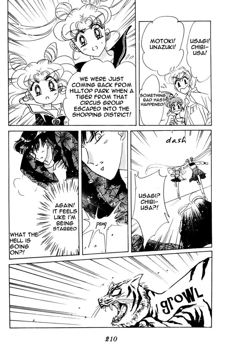 Sailor Moon, Cahpter 39 image 049