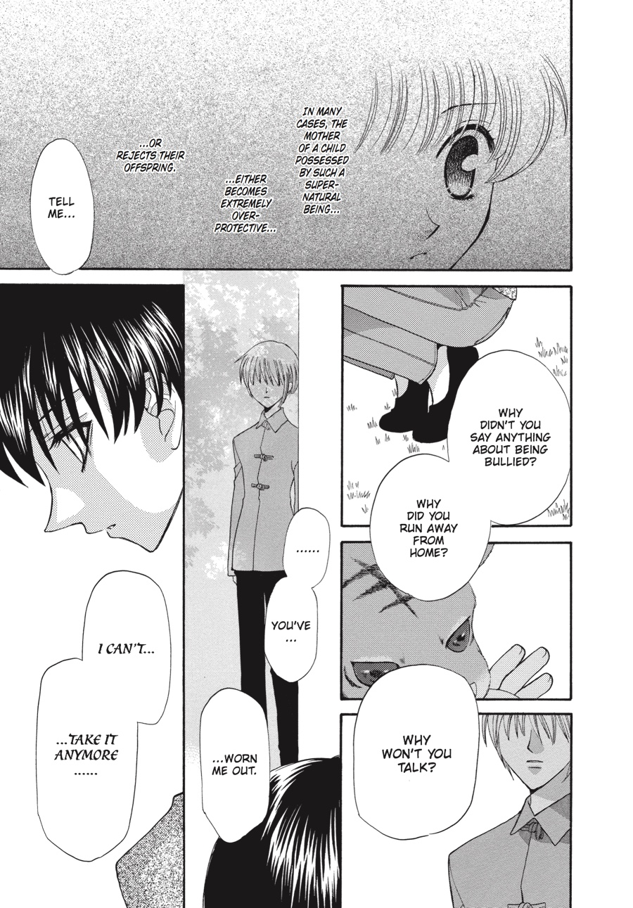 Fruits Basket, Chapter 27 image 021