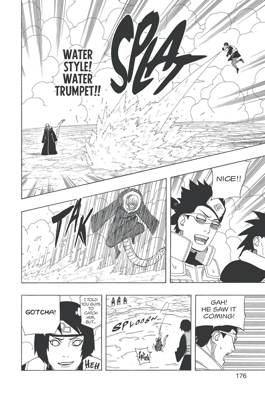 Naruto, Chapter 514 image 008