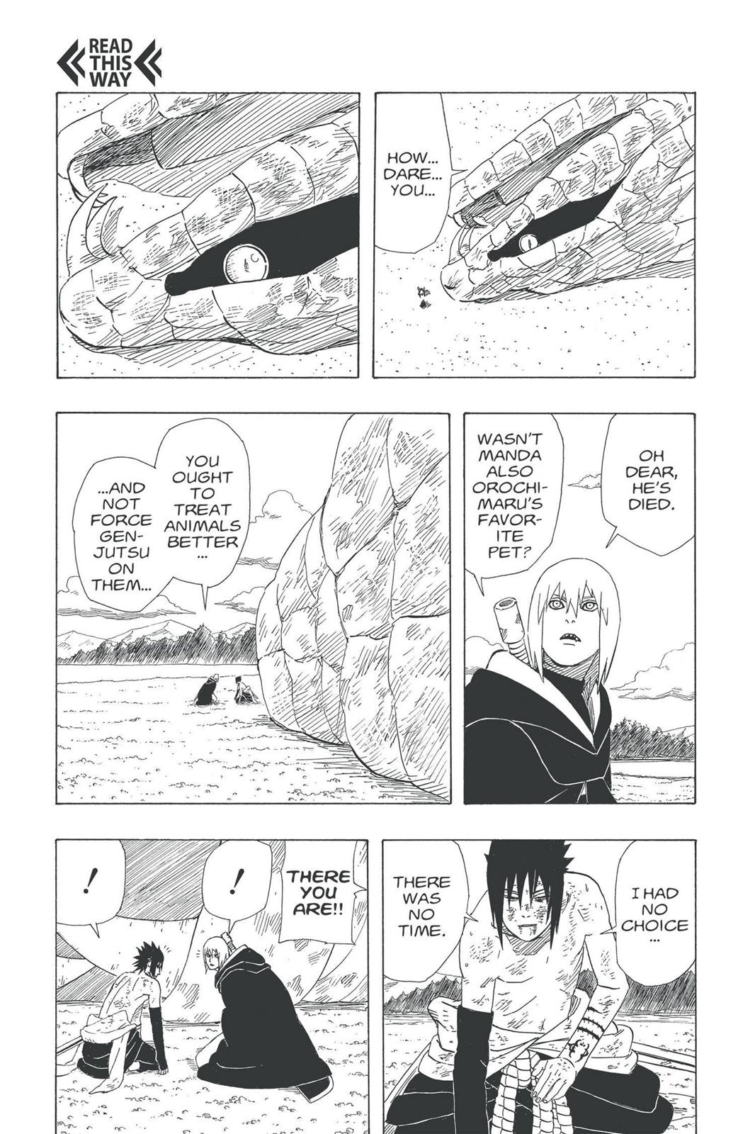 Naruto, Chapter 363 image 013