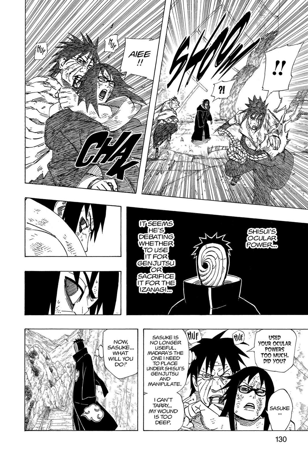 Naruto, Chapter 480 image 012
