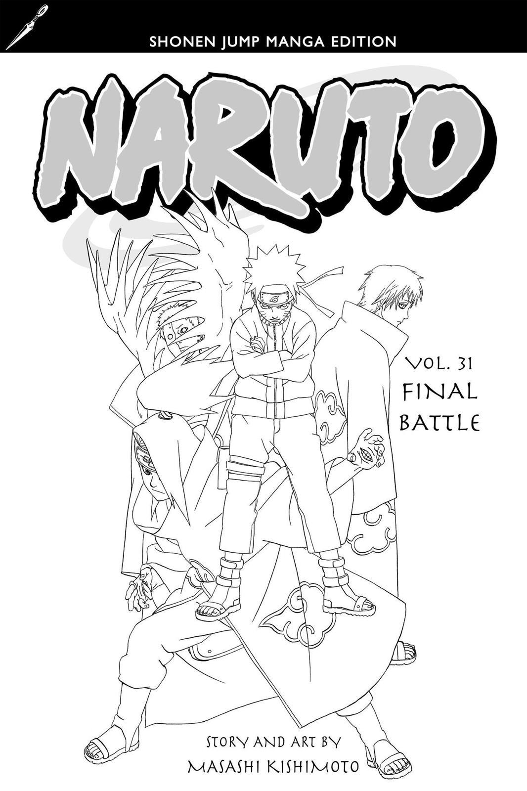 Naruto, Chapter 272 image 004