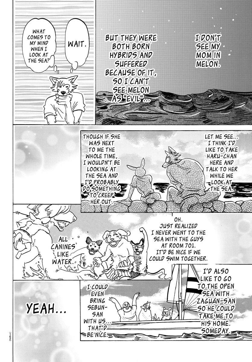 Beastars Manga, Chapter 140 image 007