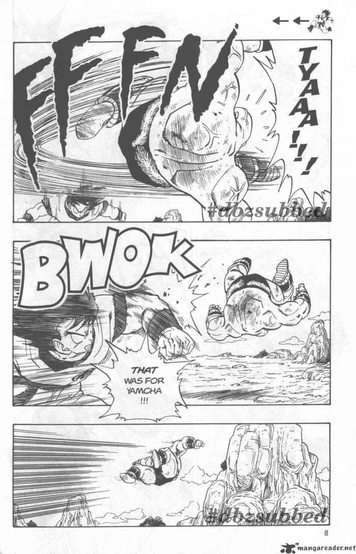 Dragon Ball, Chapter 224 image 003