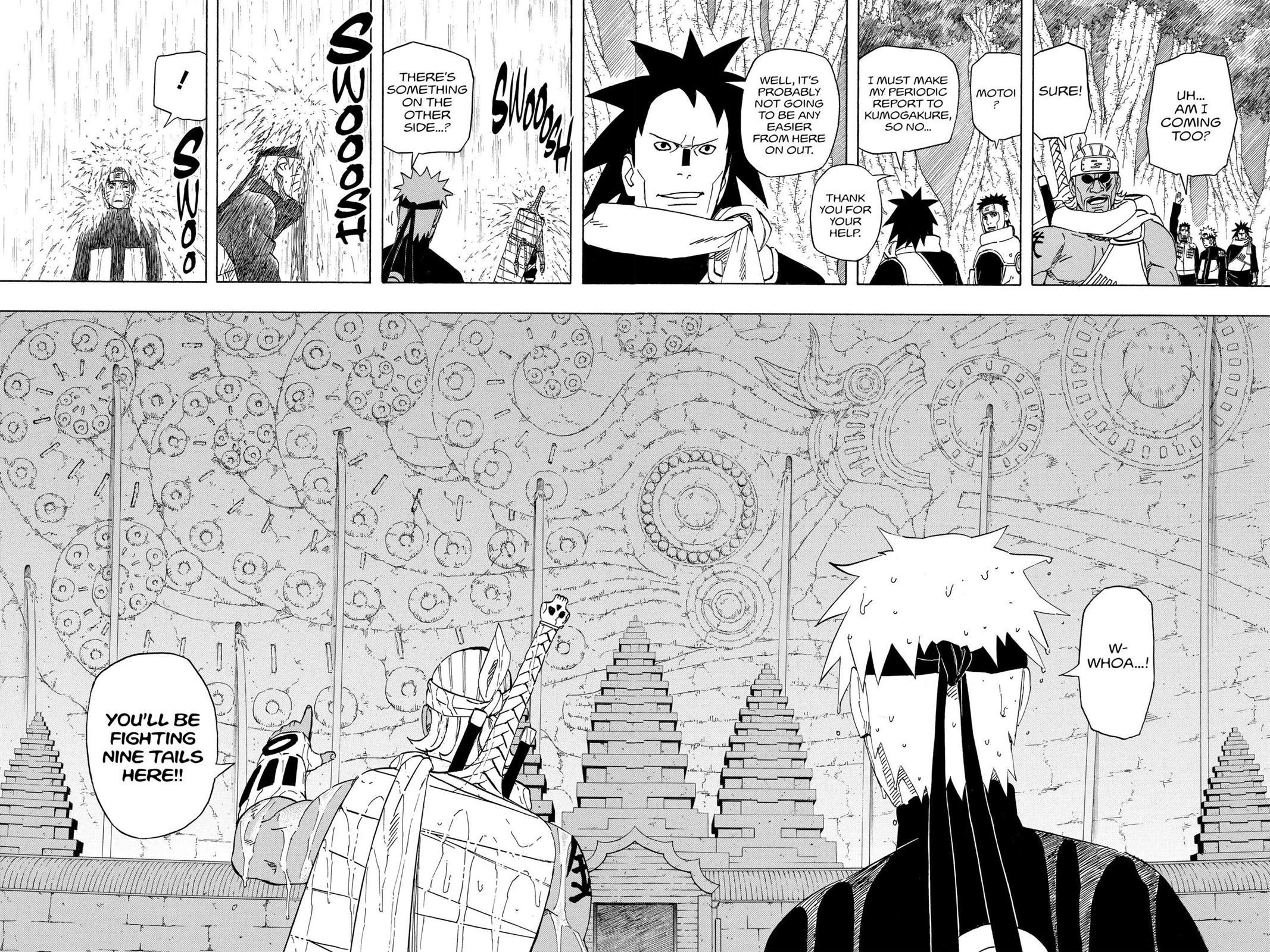 Naruto, Chapter 495 image 023