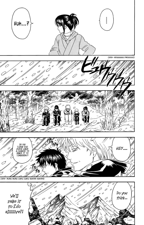 Gintama Chapter, 345 image 019