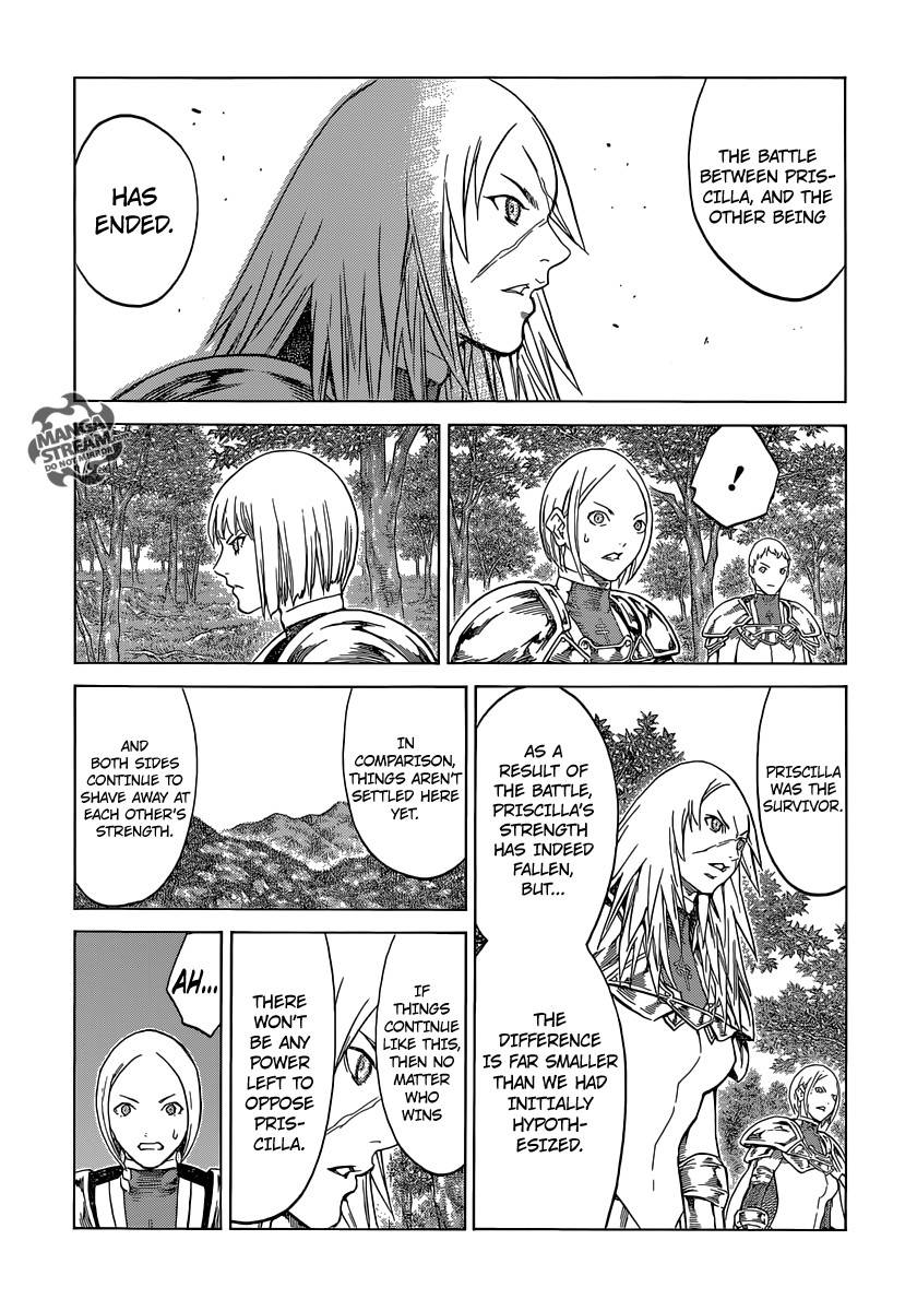 Claymore, Chapter 143 image 013