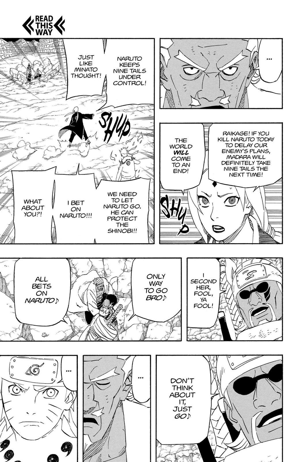 Naruto, Chapter 544 image 009