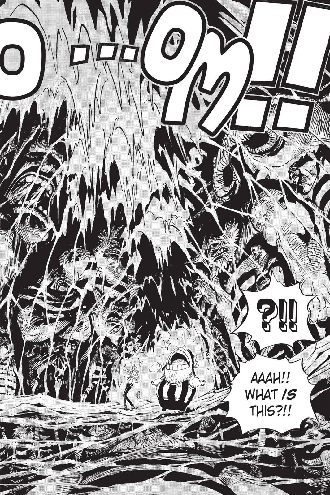 One Piece, Chapter 660 image 007