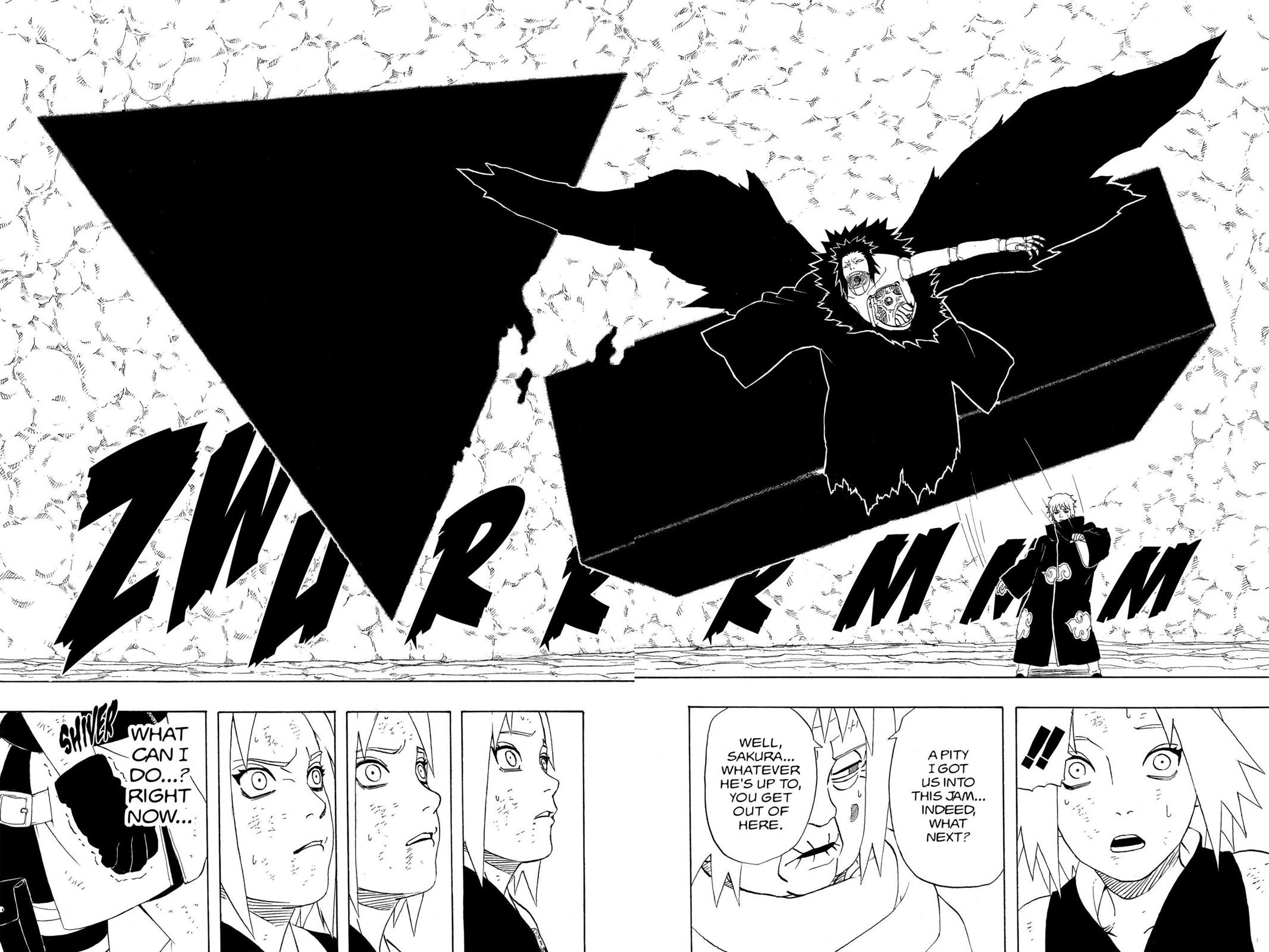 Naruto, Chapter 269 image 010