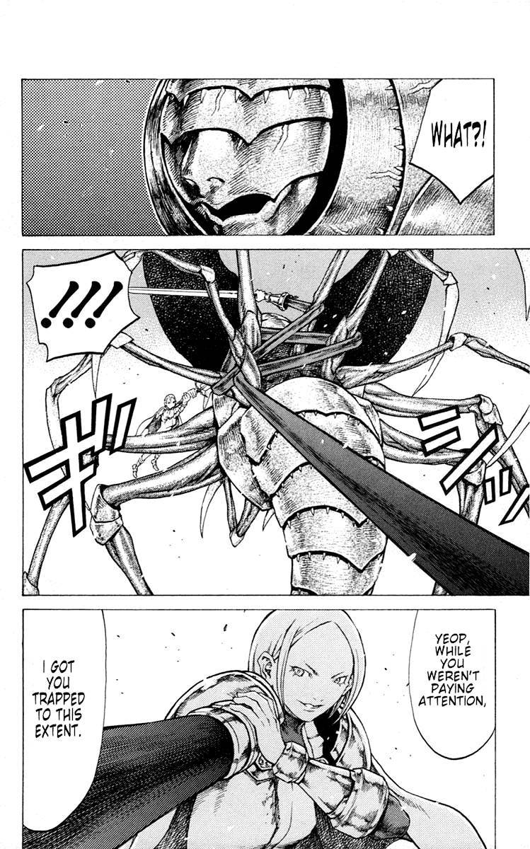 Claymore, Chapter 53 image 023