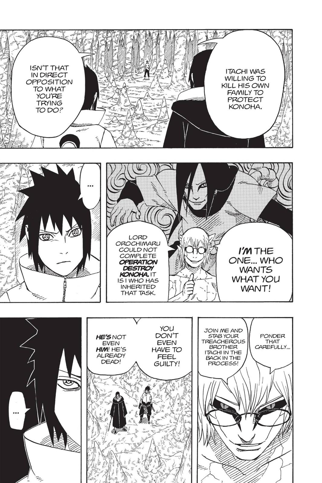 Naruto, Chapter 581 image 005