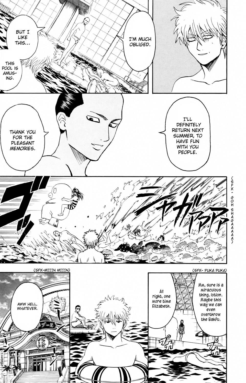 Gintama Chapter, 323 image 019