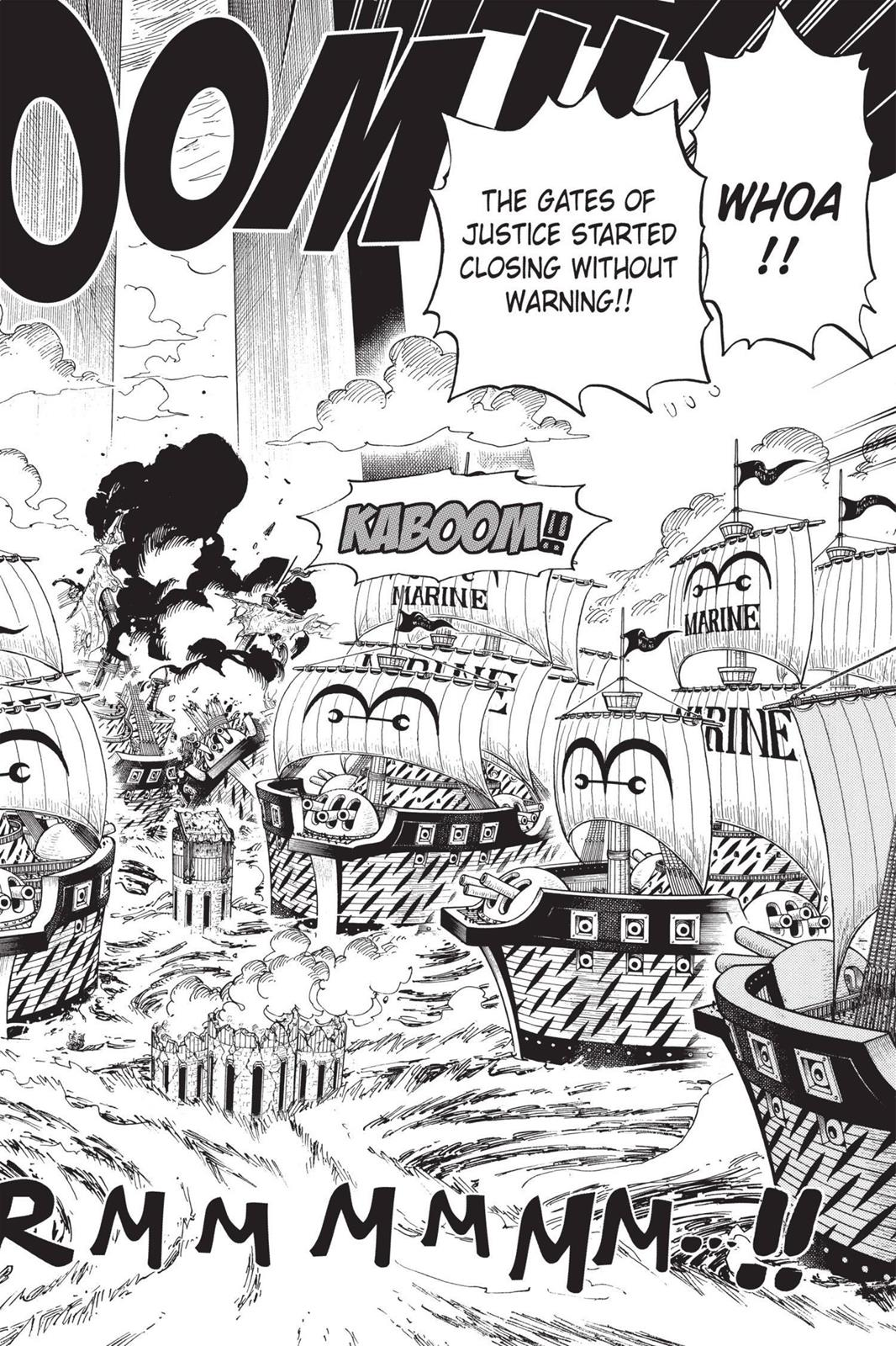 One Piece, Chapter 429 image 008