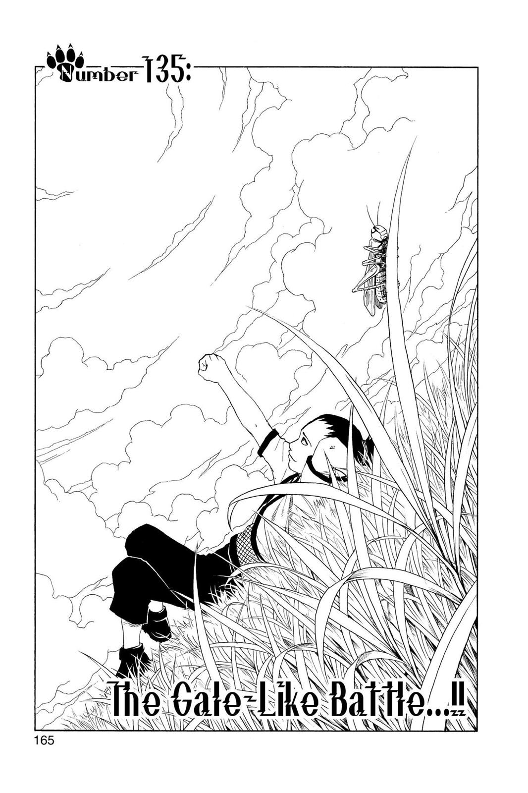 Naruto, Chapter 135 image 001