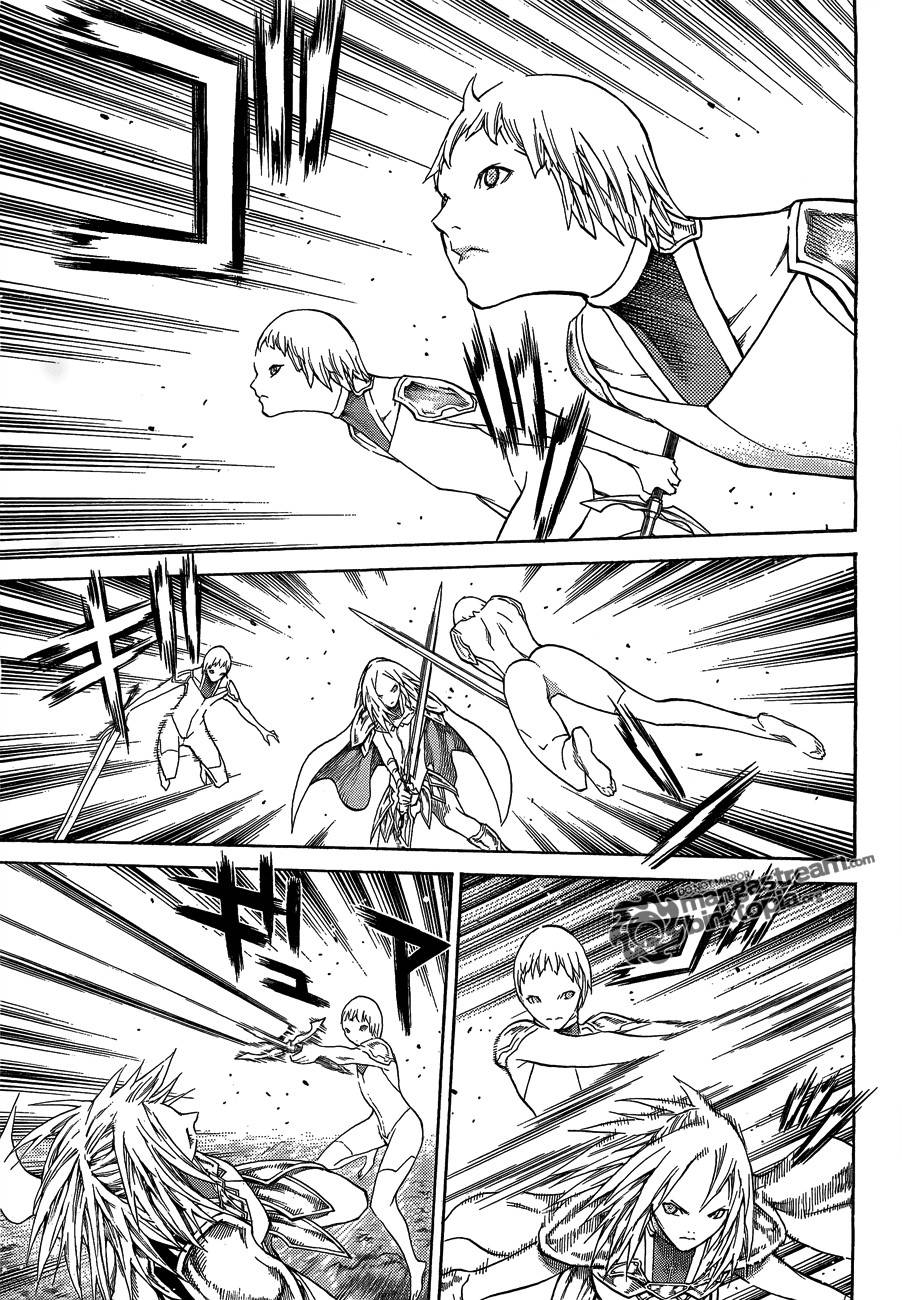 Claymore, Chapter 107 image 010