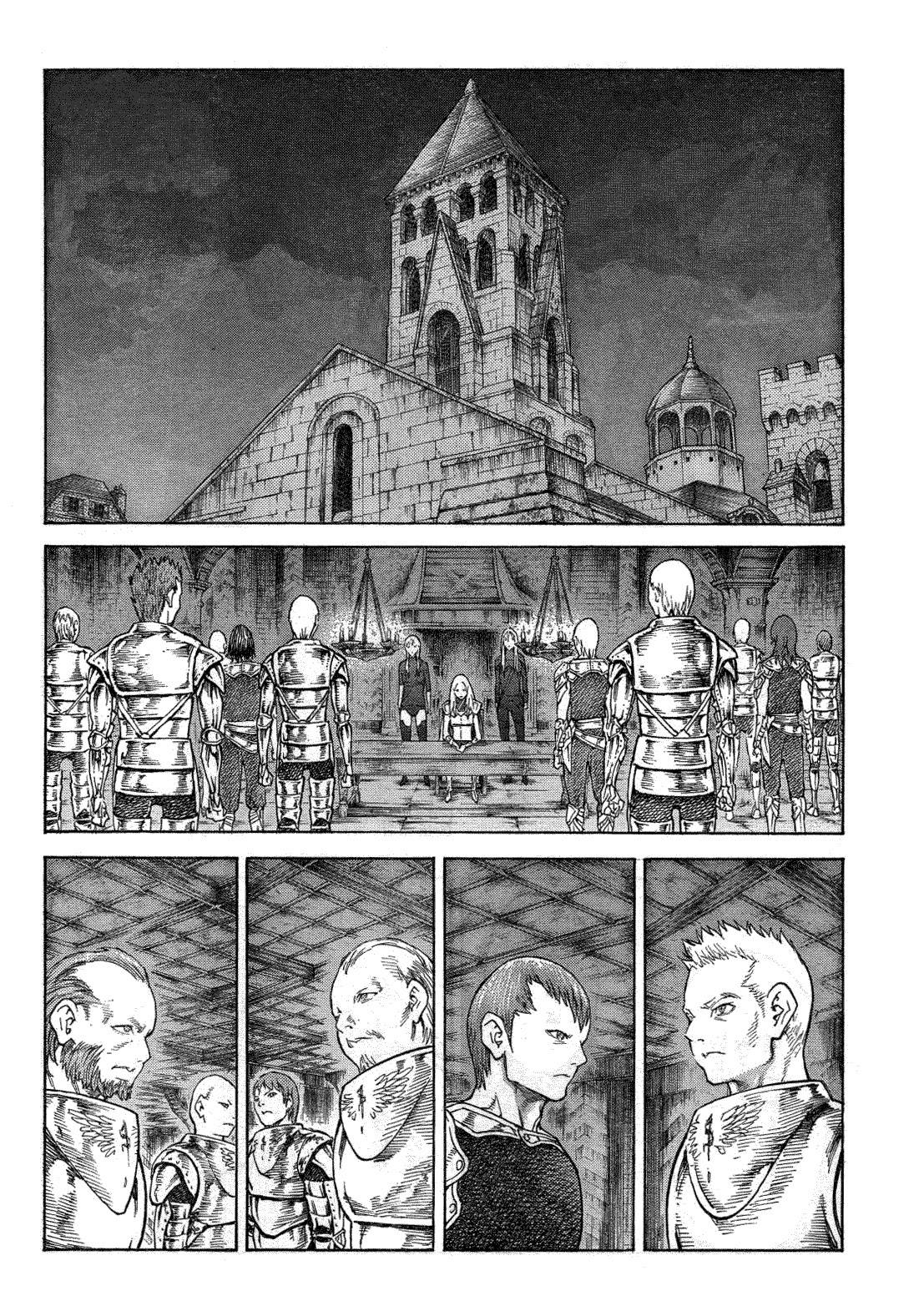 Claymore, Chapter 128 image 022