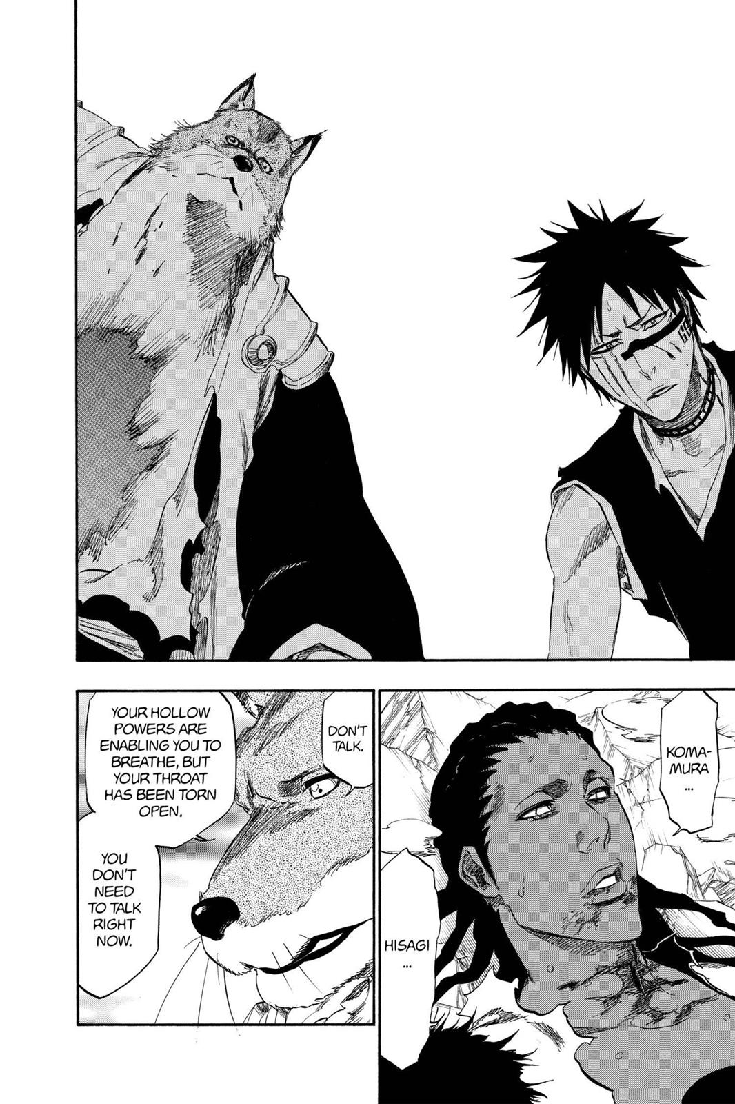 Bleach, Chapter 387 image 021