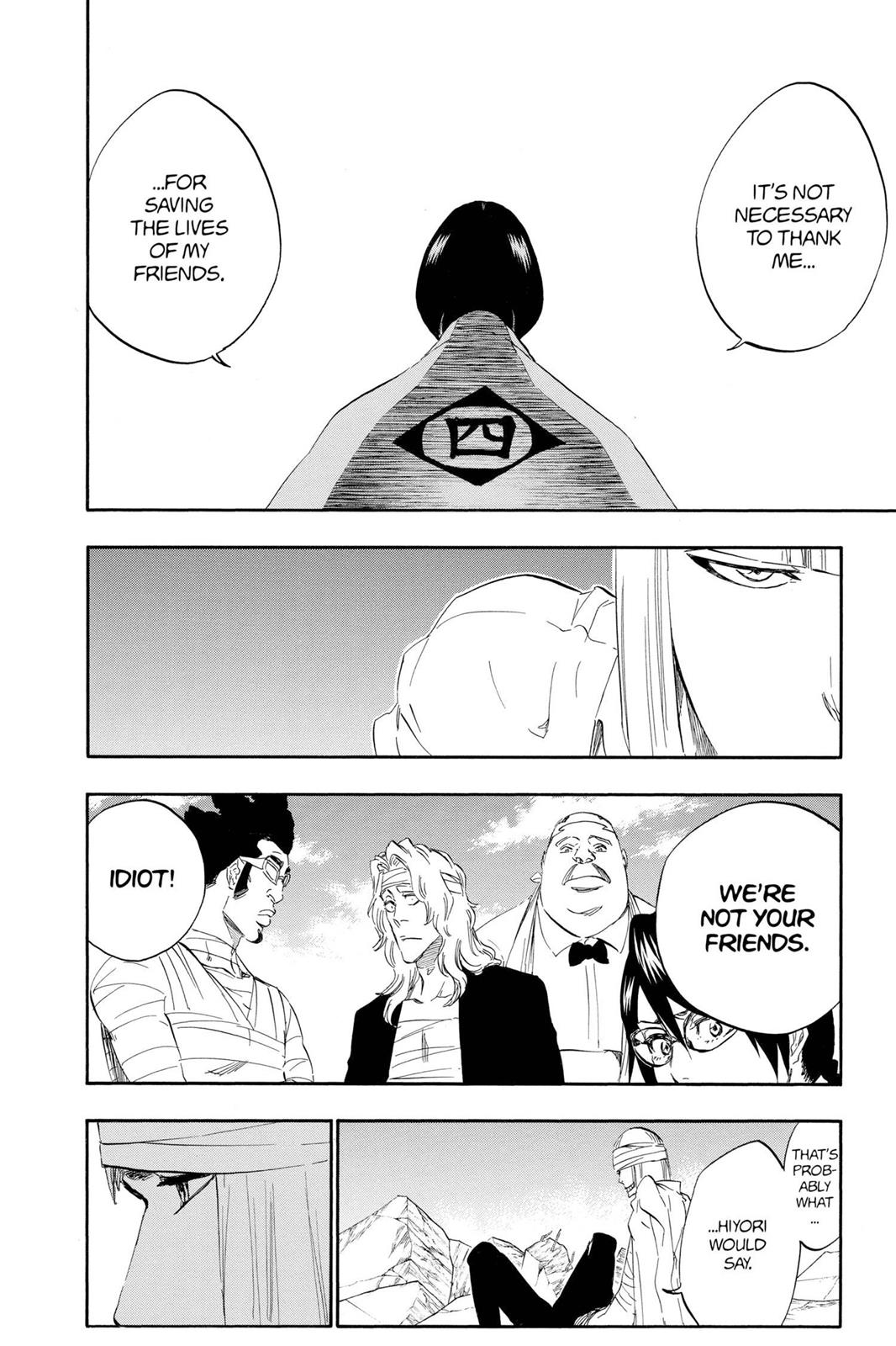 Bleach, Chapter 422 image 004