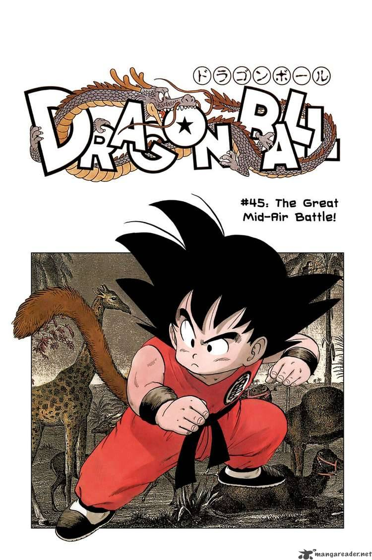 Dragon Ball, Chapter 45 image 005