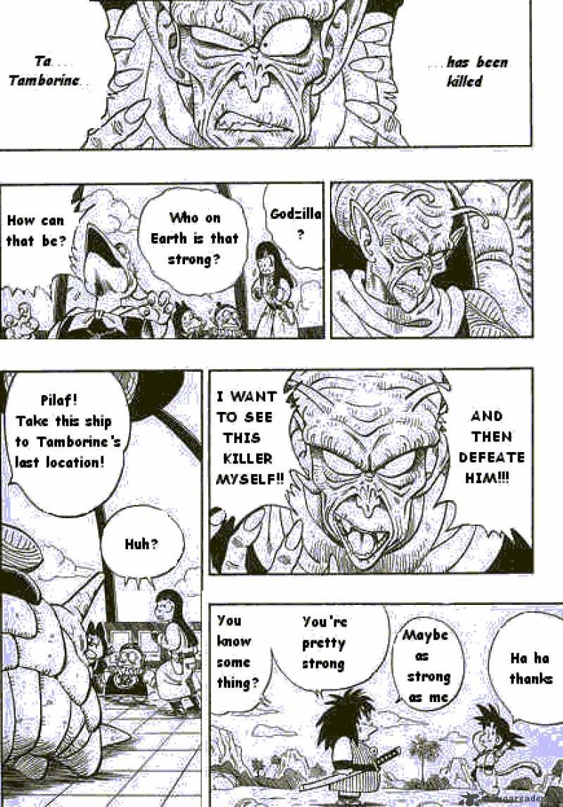 Dragon Ball, Chapter 141 image 014